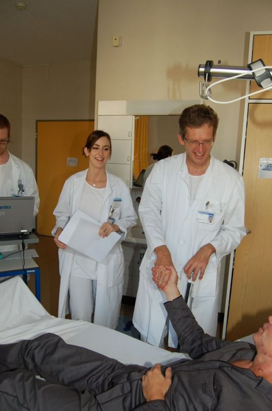 Prof. - Lars E. French - UniversitätsSpital Zürich - Experte
