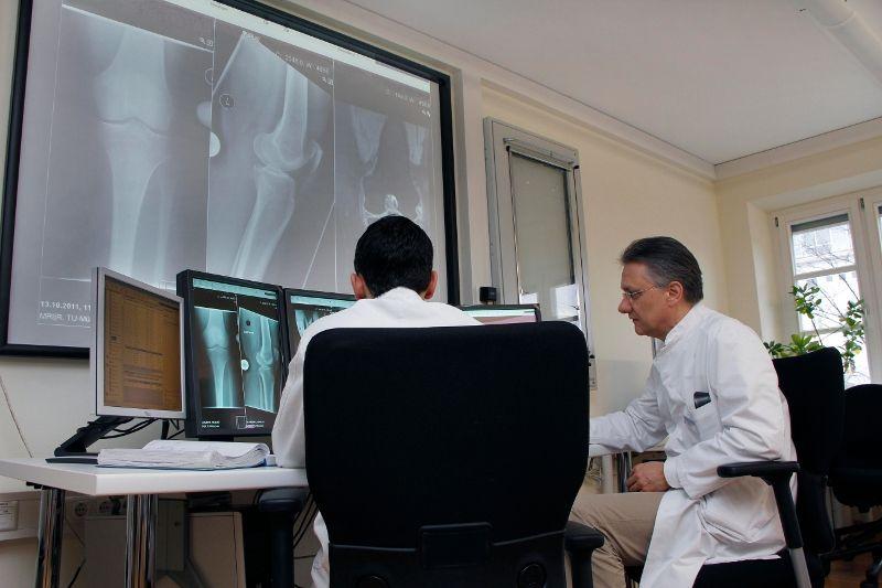 Prof. - Rüdiger von Eisenhart-Rothe - Klinikum rechts der Isar der Technischen Universität München - Beratung