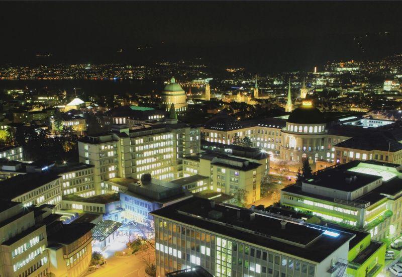 Prof. - Daniel Fink - UniversitätsSpital Zürich - Außenansicht