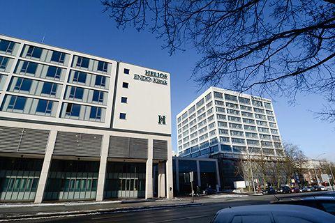 Dr. - Andreas Werner - HELIOS ENDO-Klinik Hamburg GmbH - Außenansicht