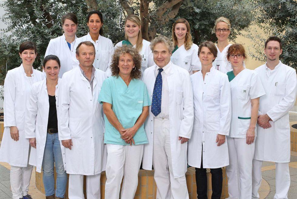 Dr. - Jan Matussek - HELIOS Klinikum Emil von Behring GmbH