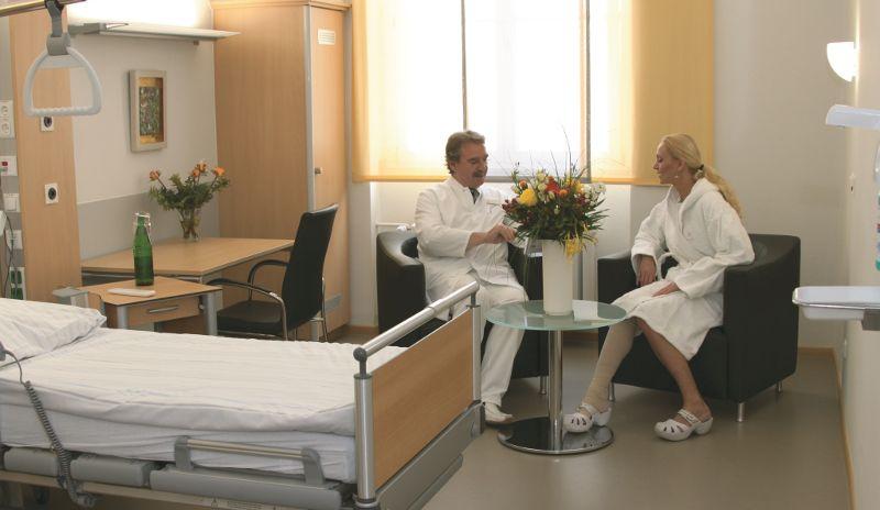 Prof. - Hans-Udo Zieren - St. Agatha Krankenhaus Köln - Beratung