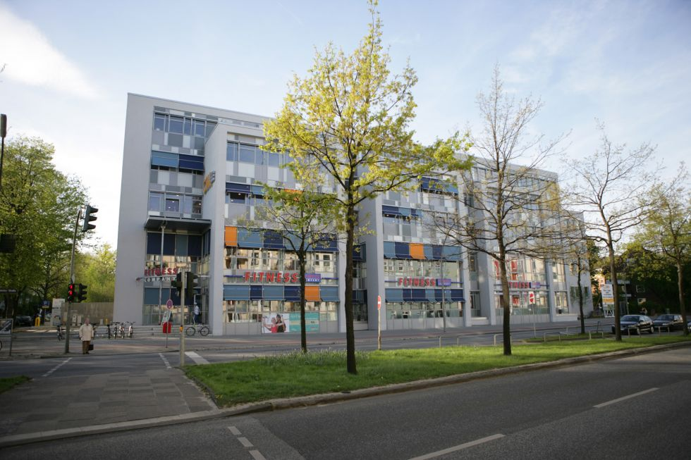 Prof. - Christoph M. Bamberger - Universitätsklinikum Hamburg-Eppendorf - Außenansicht
