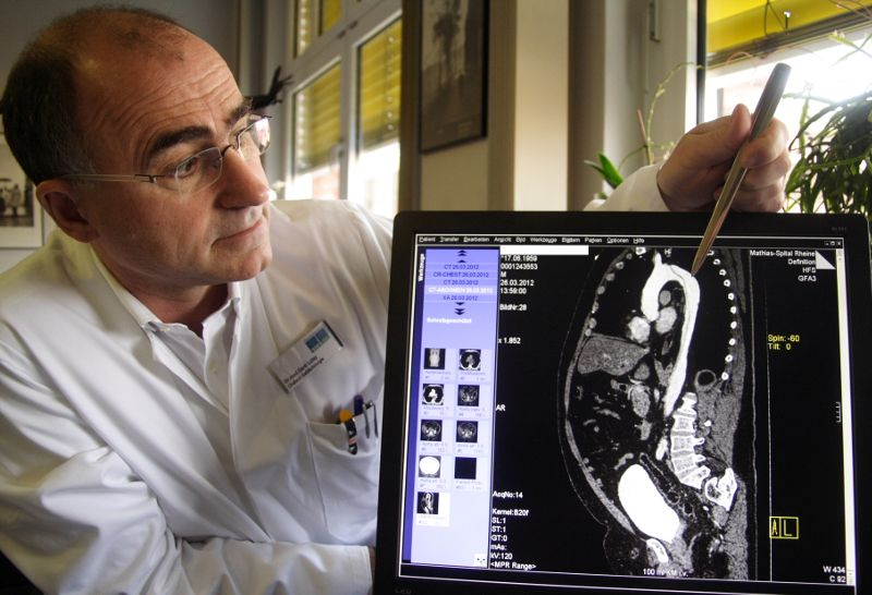 Prof. - Gerd Rudolf Lulay - Klinikum Rheine / Mathias - Spital - Experte