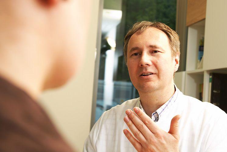 Dr. - Christian Weißenberger - Zentrum für Strahlentherapie - Experte