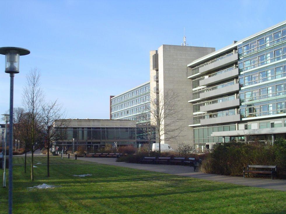 Prof. - Ferdinand Köckerling - Vivantes Klinikum Spandau - Außenansicht