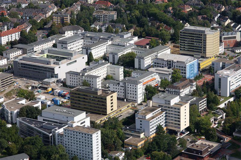 Prof. - Heiner Wedemeyer - Universitätsklinikum Essen - Klinikstandort