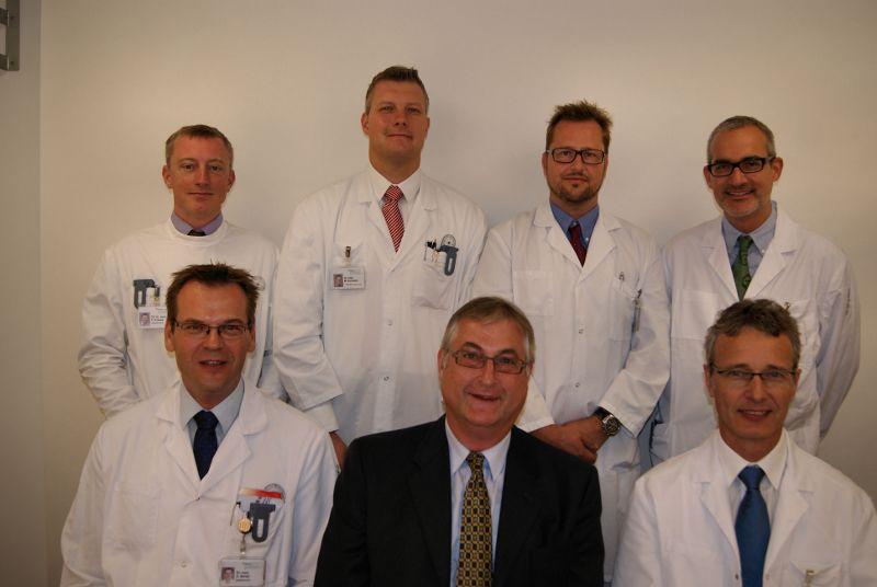 Universitätsklinik für Orthopädische Chirurgie und Traumatologie  - Inselspital, Universitätsspital Bern - Expertenteam