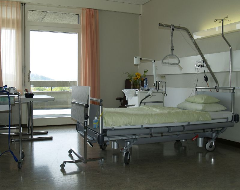 Prof. - Klaus A. Siebenrock - Inselspital, Universitätsspital Bern - Patientenzimmer