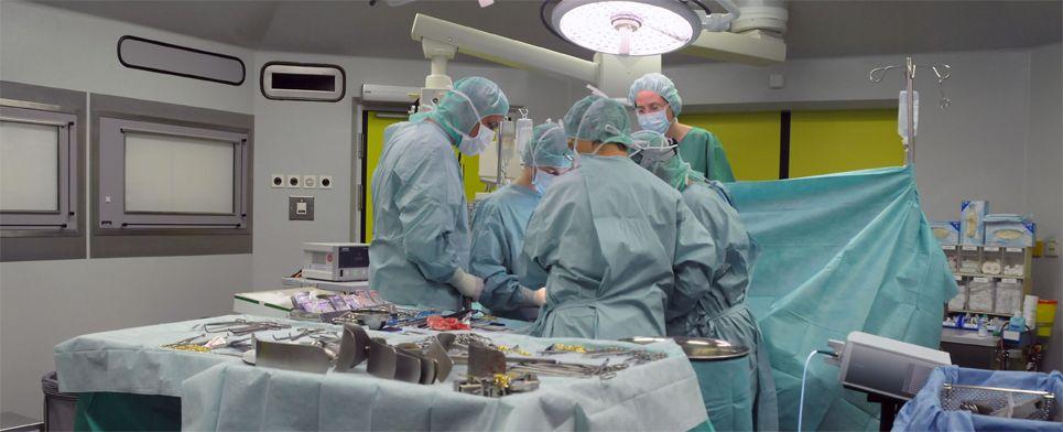 Prof. - Axel Heidenreich - Uniklinik Köln - Operation