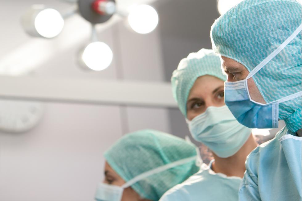 Dr. - Pascal André Berdat - HerzGefässZentrum Zürich, Klinik Im Park - Operation