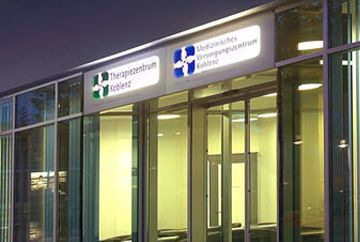 Dr. - Bernhard Kügelgen - Therapiezentrum Koblenz - Außenansicht