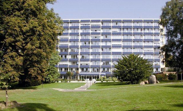 Dr. - Christian Kugler - LungenClinic Grosshansdorf - Zentrum für Pneumologie und Thoraxchirurgie - Außenansicht