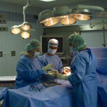 Prof. - Eduard W. Becht - Krankenhaus Nordwest GmbH - Operationssaal