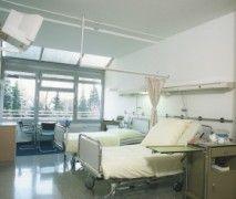 Prof. - Eduard W. Becht - Krankenhaus Nordwest GmbH - Patientenzimmer