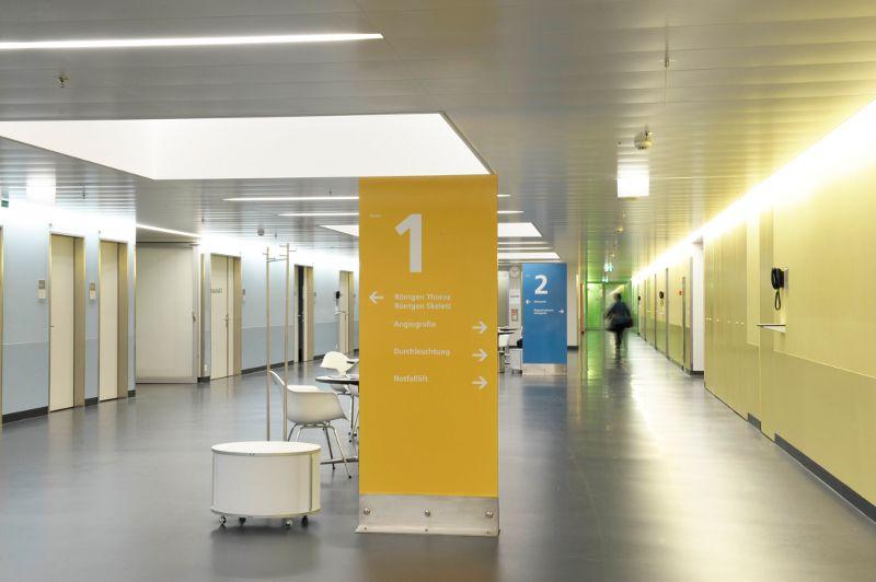 Prof. - Johannes T. Heverhagen - Inselspital Universitätsspital Bern - Innenansicht
