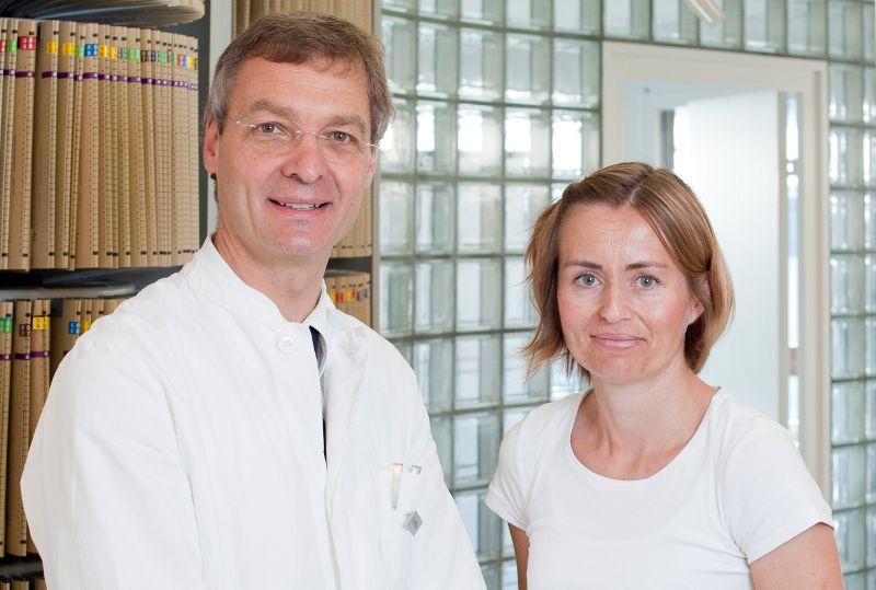Dr. - Bernward H. Mölle - Chirurgische Praxis Dr. med. Bernward H. Mölle & Hirslanden Klinik St. Anna in Luzern - Team