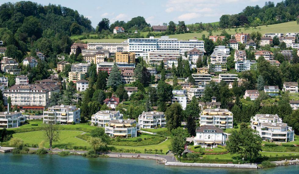 Prof. - Martin Schilling - Klinik St. Anna Luzern - Klinikstandort