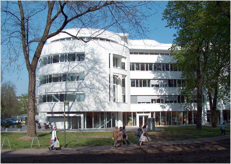 Dr. - Diego de Ortueta, FEBO - AURELIOS AUGENZENTRUM Recklinghausen - Außenansicht