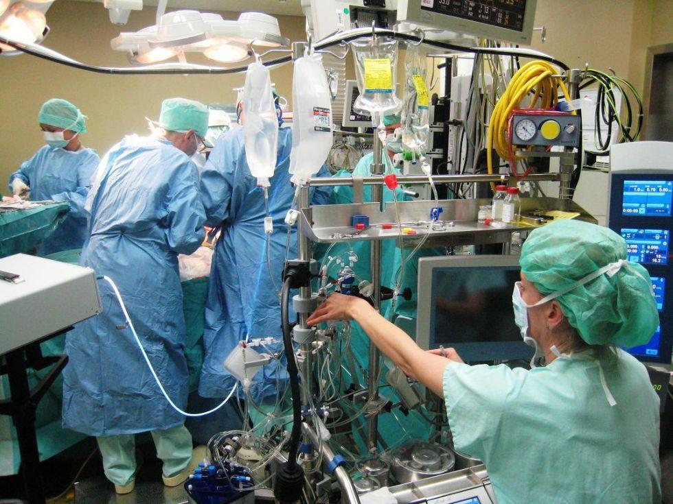 Prof. - Paul Robert  Vogt - Hirslanden Klinik im Park, HerzGefässZentrum Zürich - Operation