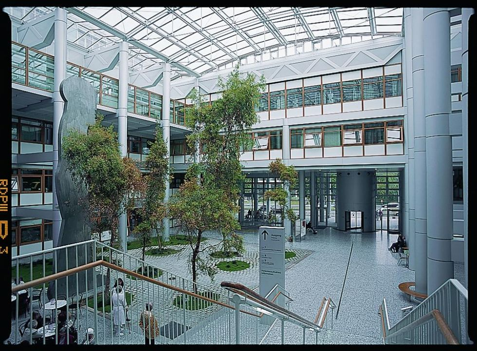 Dr. - Helfried Meissner - Klinikum Stuttgart - Katharinenhospital - Innenansicht