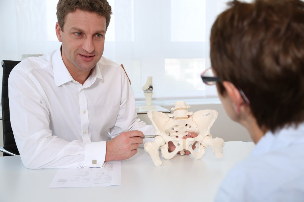 Prof. - Hans Gollwitzer - ECOM® Excellent Center of Medicine