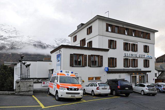 Dr. - Georg  Ahlbäumer - Klinik Gut St. Moritz