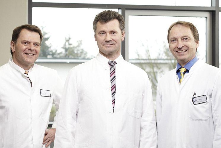 Dr. - Klaus Wieselhuber - SRH Klinikum Karlsbad-Langensteinbach gGmbH