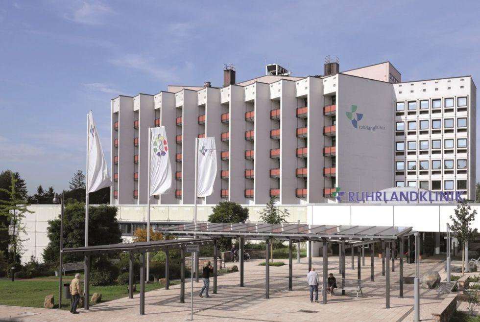 Prof. - Helmut Teschler - Ruhrlandklinik, Westdeutsches Lungenzentrum und Ambulantes Lungenzentrum Essen (ALZ)