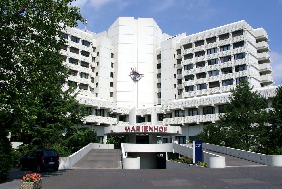 Prof. - Jan Maurer - Katholisches Klinikum - Marienhof Koblenz