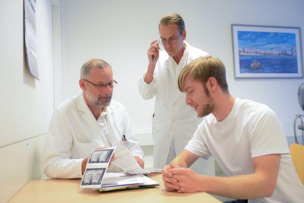 Dr. - Wolfgang Reinpold - Wilhelmsburger Krankenhaus Groß-Sand