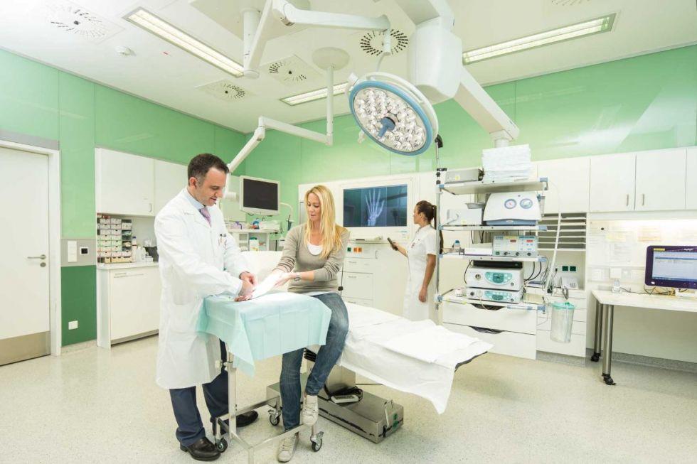 Prof. - Martin Leixnering - Rudolfinerhaus Privatklinik GmbH, Orthopädie und Unfallchirurgie