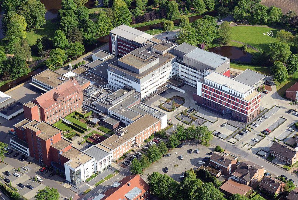 Georgios Stamatelos - St. Antonius-Hospital Gronau GmbH