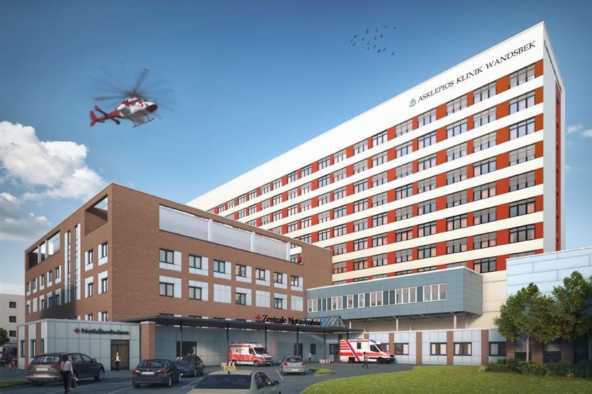 Dr. - Sven  Nagel  - Asklepios Kliniken Hamburg Wandsbek und St. Georg