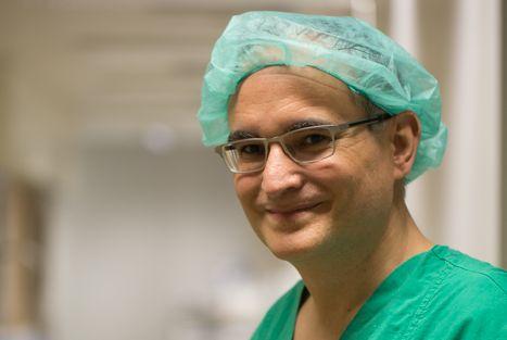 Prof. - Johannes Hoffmann - Klinik für Gefäßchirurgie und Phlebologie