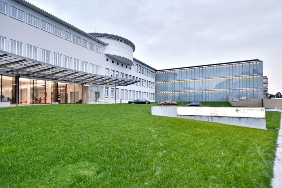 Universitäres Hernienzentrum Basel  - Universitätsspital Basel