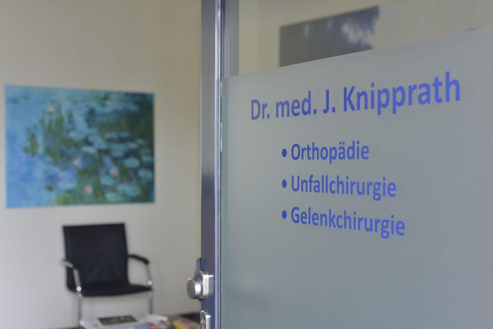 Dr. - Johannes Knipprath - Centrum für Gelenkersatz an der Avicenna Klinik Berlin