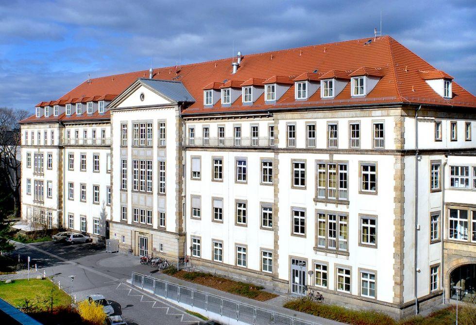 Prof. - Klaus-Peter Günther - Universitätsklinikum Carl Gustav Carus Dresden an der Technischen Universität Dresden