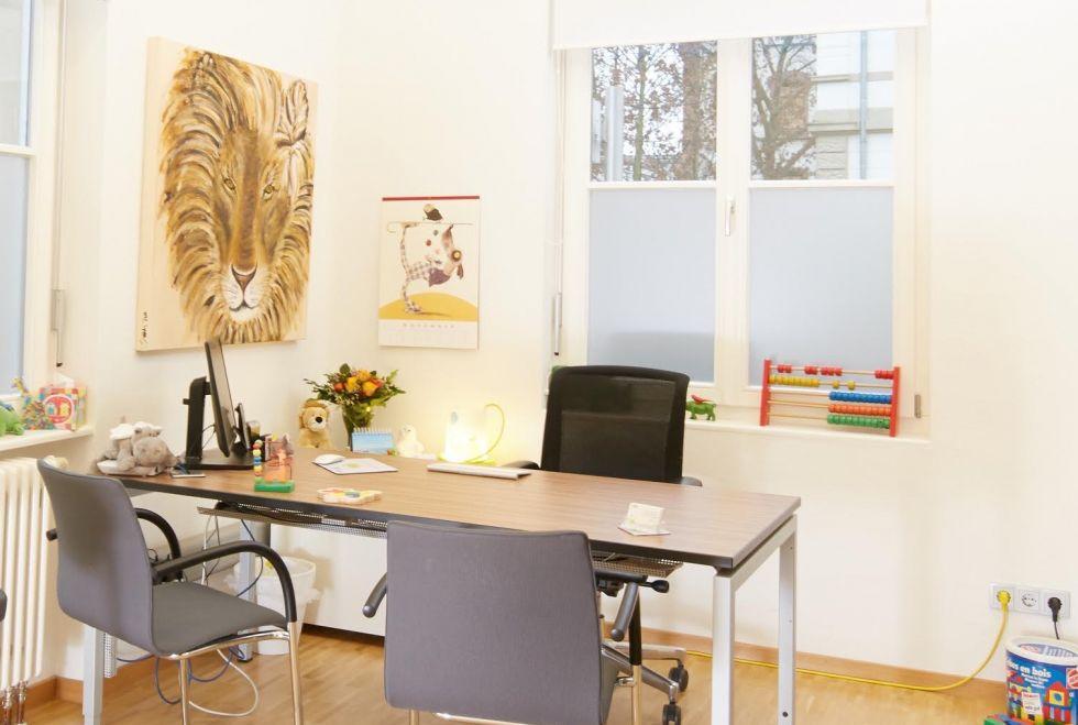 Dr. - Cornelia Bußmann - Privatpraxis für Kinderneurologie in der ATOS Klinik Heidelberg