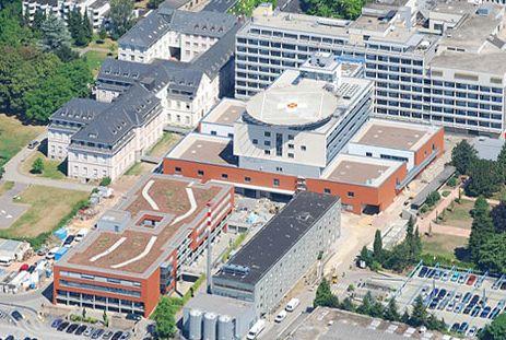 Dr. - Christian Sprenger - Klinikum Mutterhaus der Borromäerinnen gGmbHKlinikum Mutterhaus Mitte