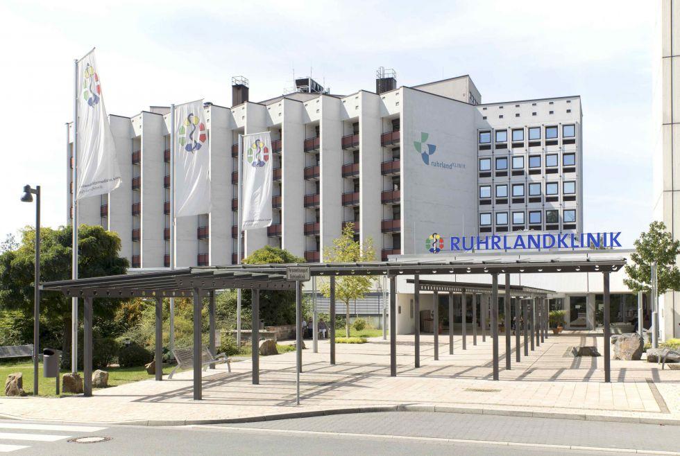 Prof. - Christian Taube  - Universitätsmedizin Essen – Ruhrlandklinik, Westdeutsches Lungenzentrum