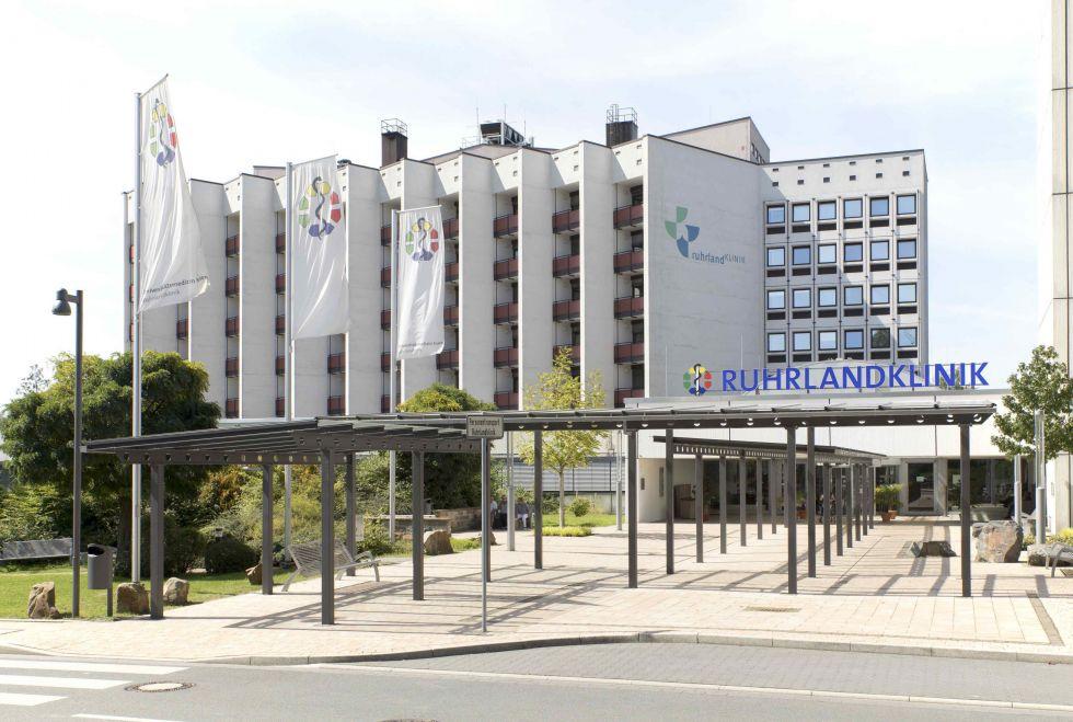 Prof. - Clemens  Aigner - Universitätsmedizin Essen – Ruhrlandklinik, Westdeutsches Lungenzentrum
