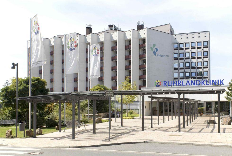 Prof. - Helmut Teschler - Universitätsmedizin Essen – Ruhrlandklinik, Westdeutsches Lungenzentrum
