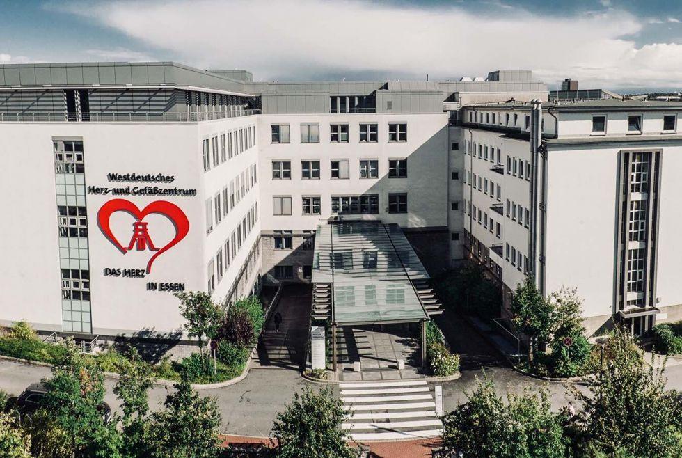 Prof. - Tienush Rassaf - Universitätsklinikum Essen | Westdeutsches Herz- und Gefäßzentrum