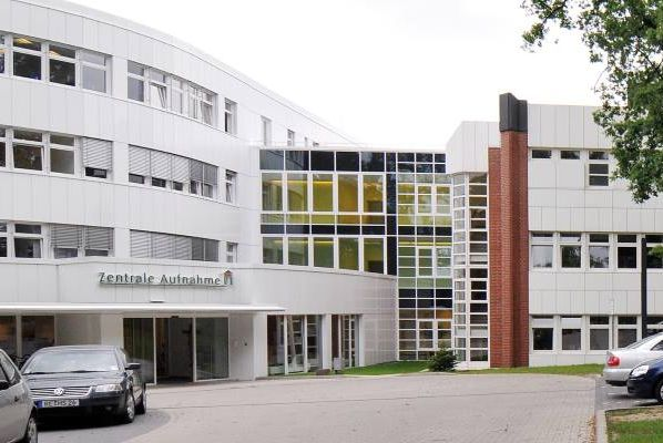 Dr.med. - Wilhelm Gross-Weege - St. Elisabeth-Krankenhaus Dorsten