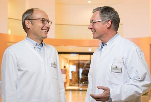 Prof. Dr. med. Felix Zeifang und Dr. med. Michael Lehmann - Orthopädie Ethianum Klinik Heidelberg