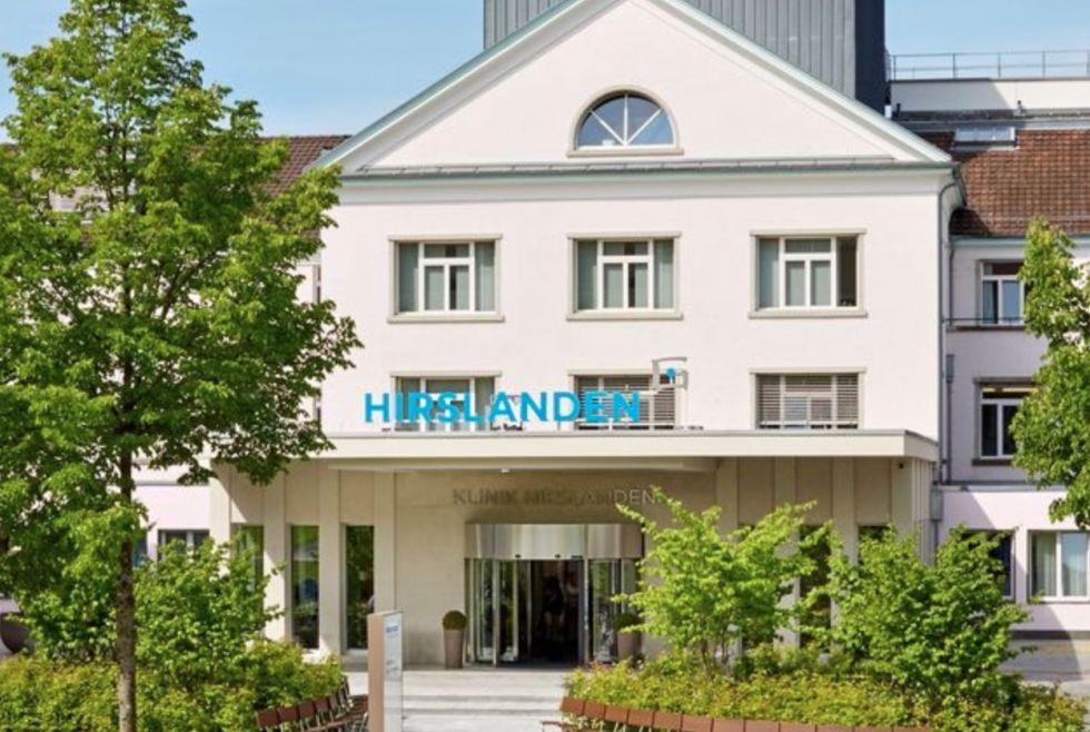Dr. - Heinz Wehrli - Klinik Hirslanden
