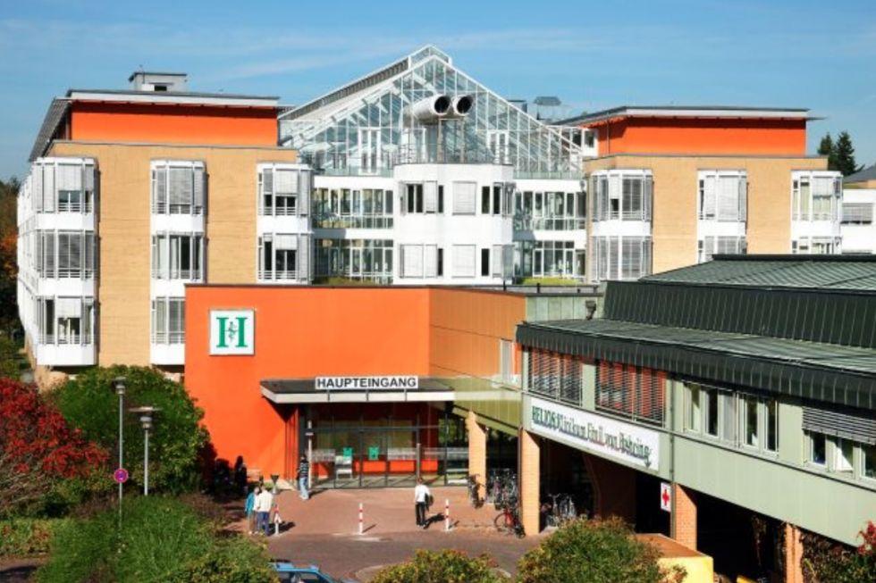 Dr. - Uwe von Fritschen - HELIOS Klinikum Emil von Behring GmbH
