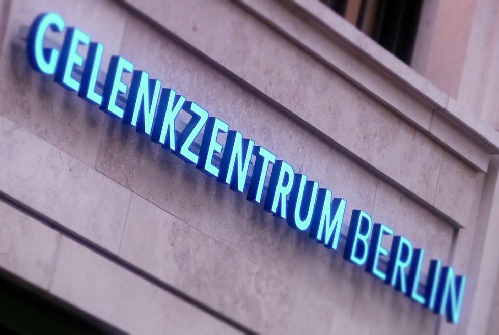 Dr. - Masyar Rahmanzadeh - Gelenkzentrum Berlin