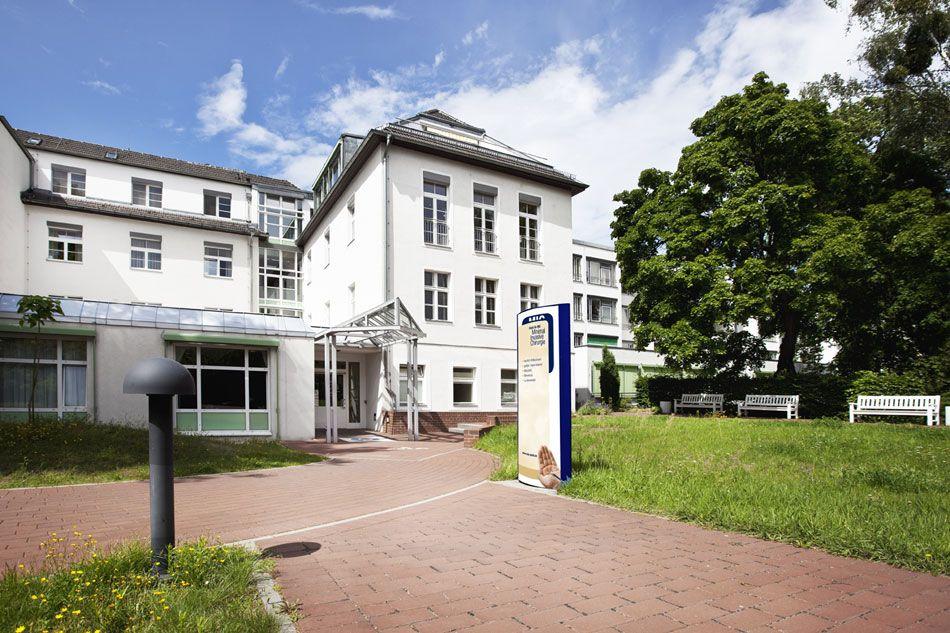 Dr. - Bjoern Siemssen - MIC -  Klinik für Minimal Invasive Chirurgie